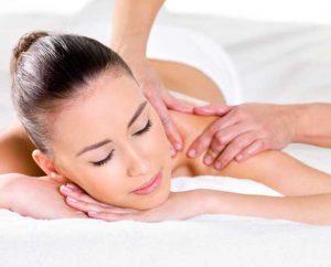 Naturopathic massage by Leesa Webb