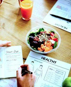 Naturopathic diet